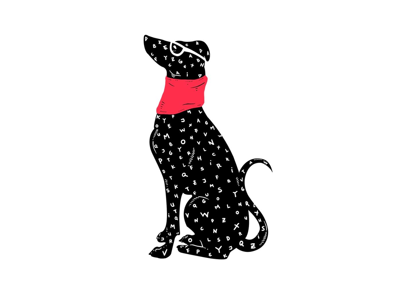 Threadless: Dog Alphabet