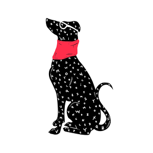 Threadless: Dog Alphabet