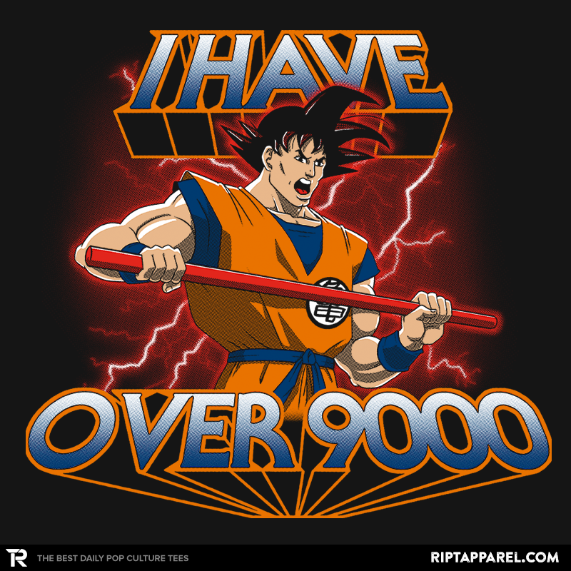 Ript: I Have Over 9000