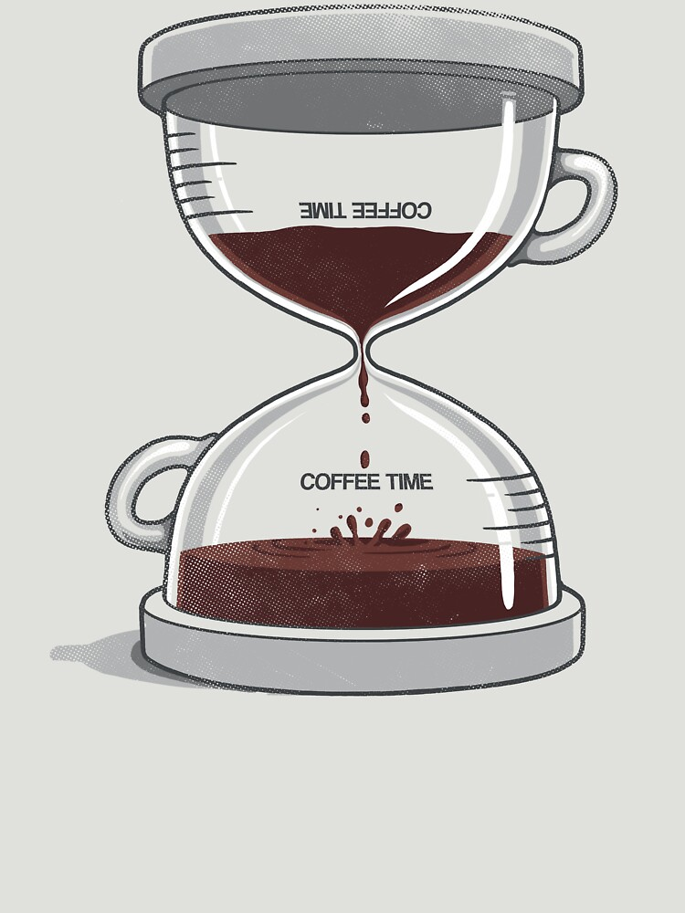RedBubble: Coffee Time