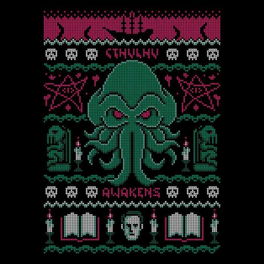 Once Upon a Tee: Cthulhu Awakens Sweater