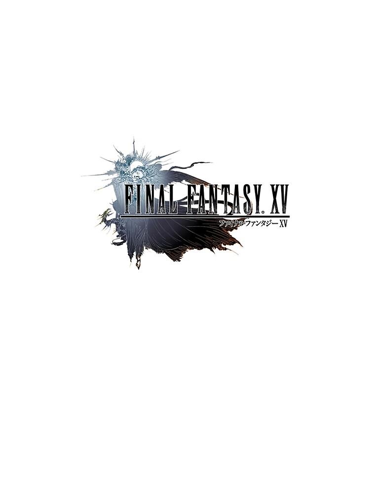 RedBubble: The Final Fantasy Logo