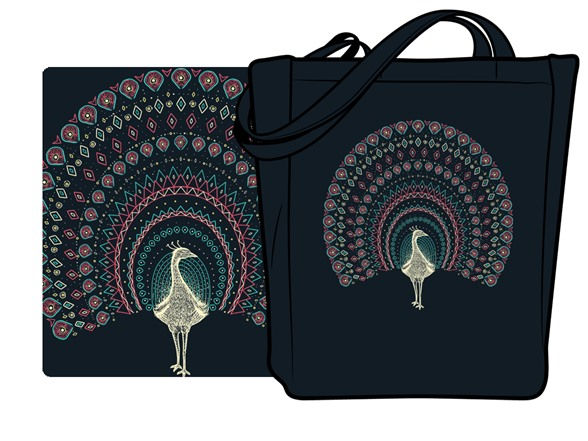 Woot!: The Artful Peacock