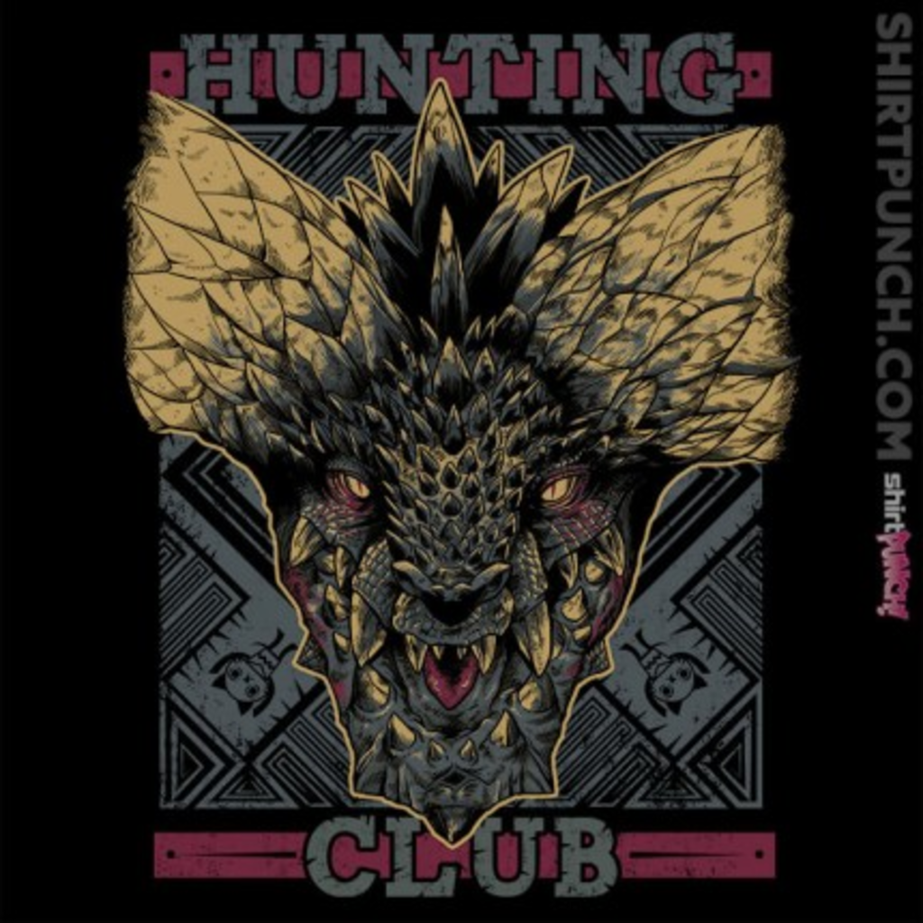 ShirtPunch: Nergigante
