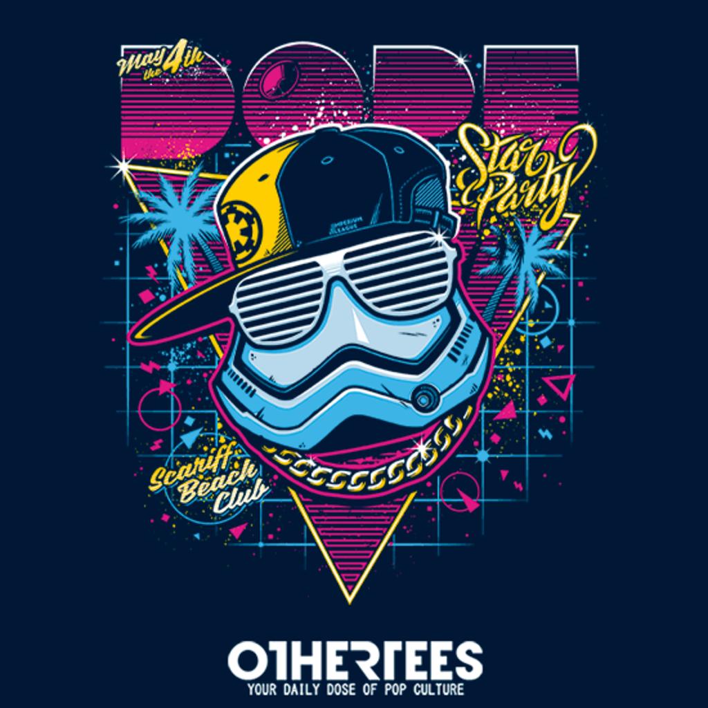 OtherTees: Dope Wars