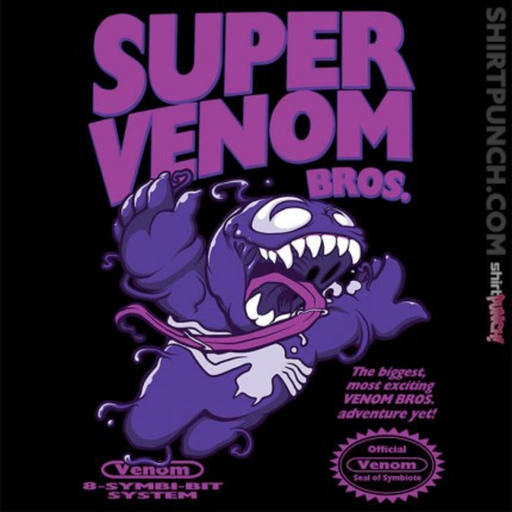 ShirtPunch: Symbi-Bros