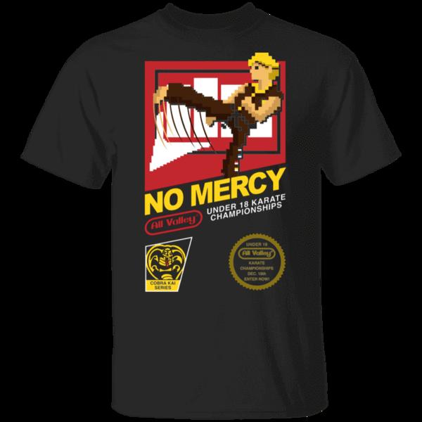 Pop-Up Tee: No Mercy