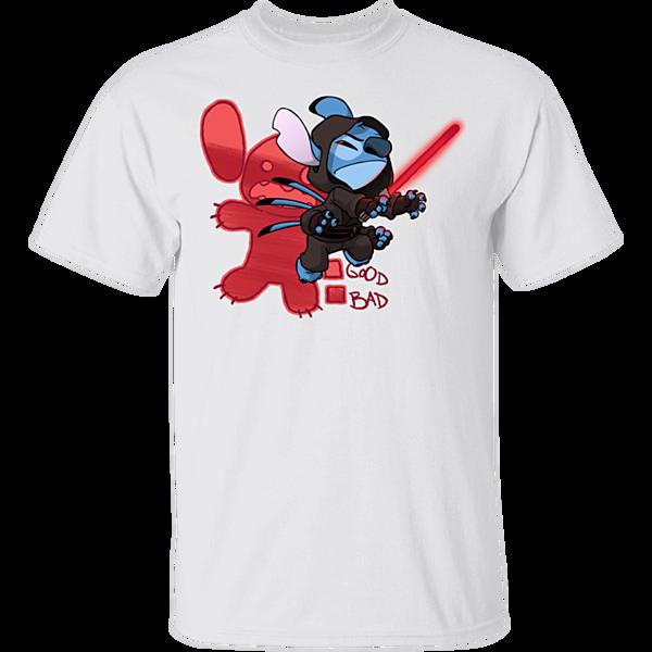 Pop-Up Tee: Stitch Sith