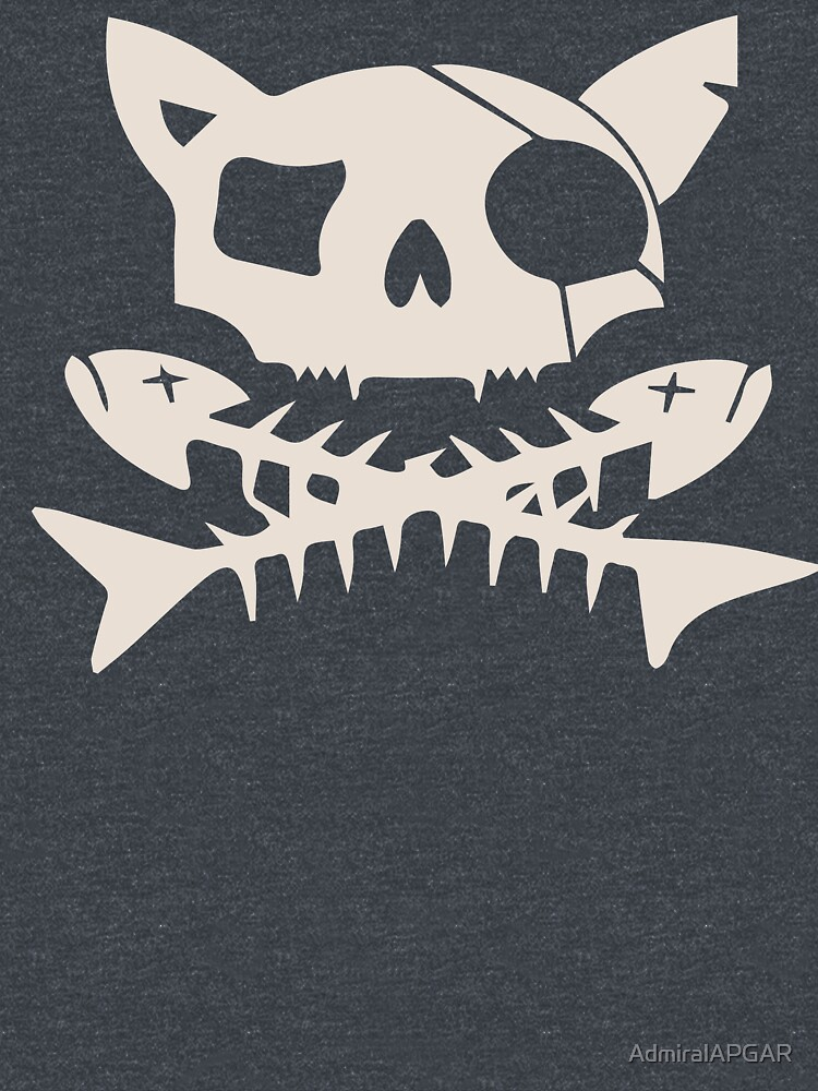 RedBubble: Cat Pirate Jolly Roger