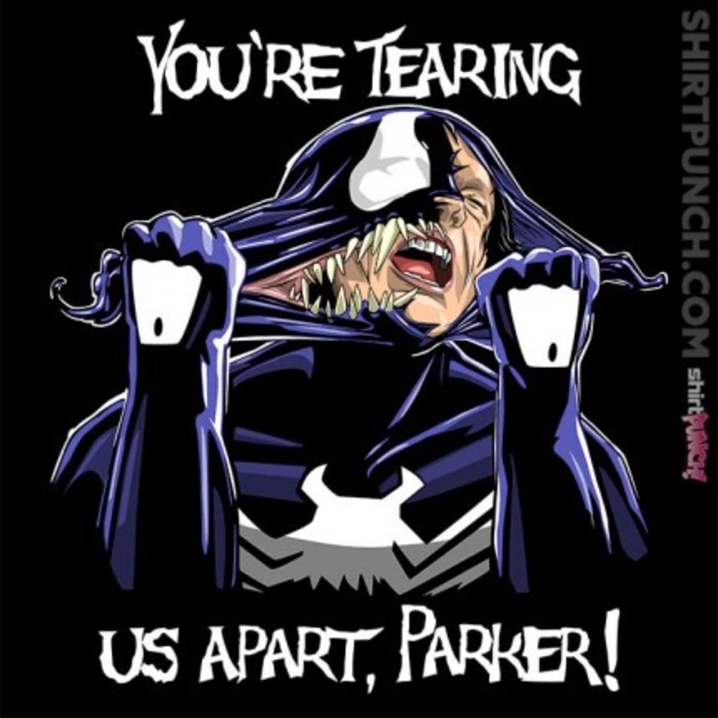 ShirtPunch: Tearing Us Apart