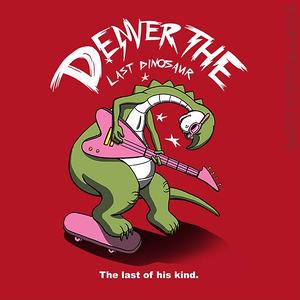 ShirtPunch: Last Dinosaur Vs The World