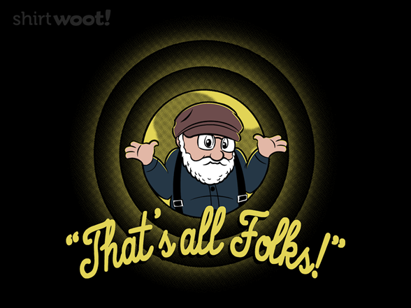 Woot!: That's All, Folks