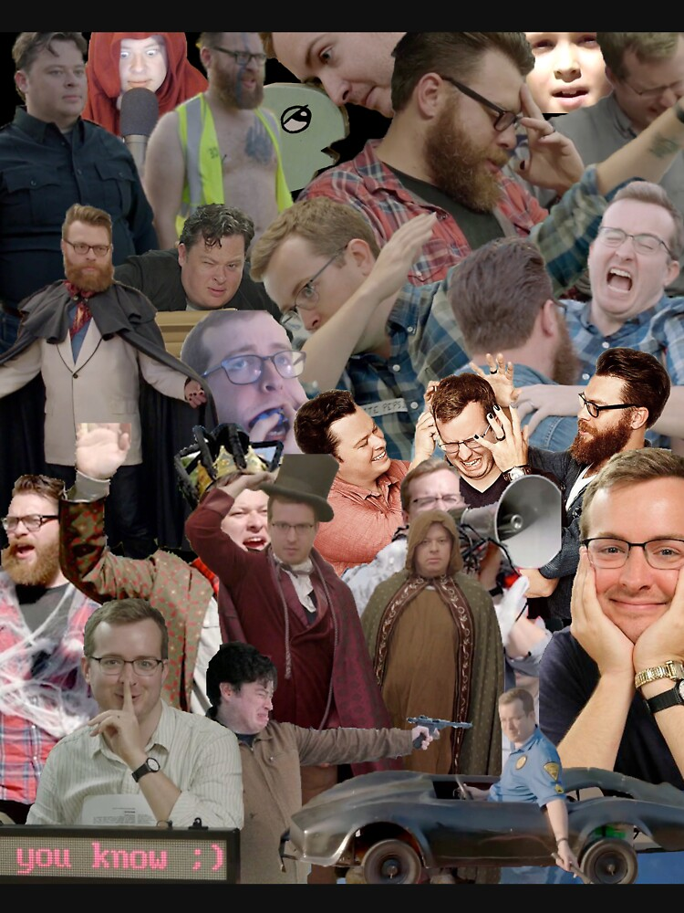 RedBubble: goof mcelroy brothers