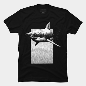 Design by Humans: Great White