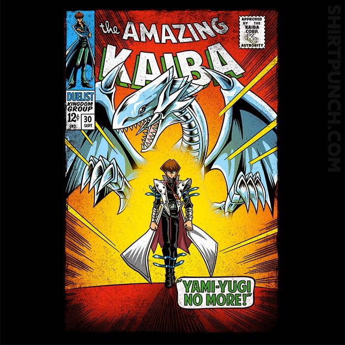 ShirtPunch: The Amazing Kaiba