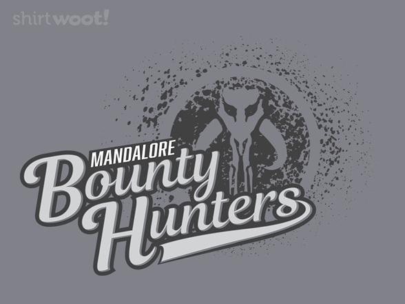 Woot!: Team Bounty Hunters