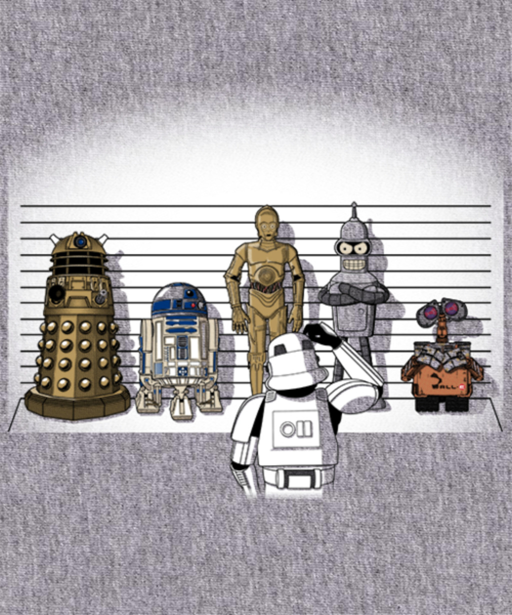 Qwertee: Are These The Droids You're Looking For?