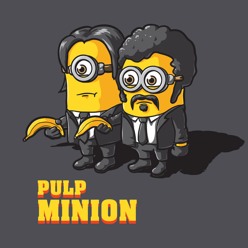 Wear Viral: Pulp Minion