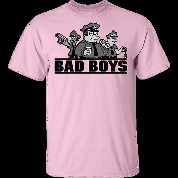 Pop-Up Tee: Bad Boys