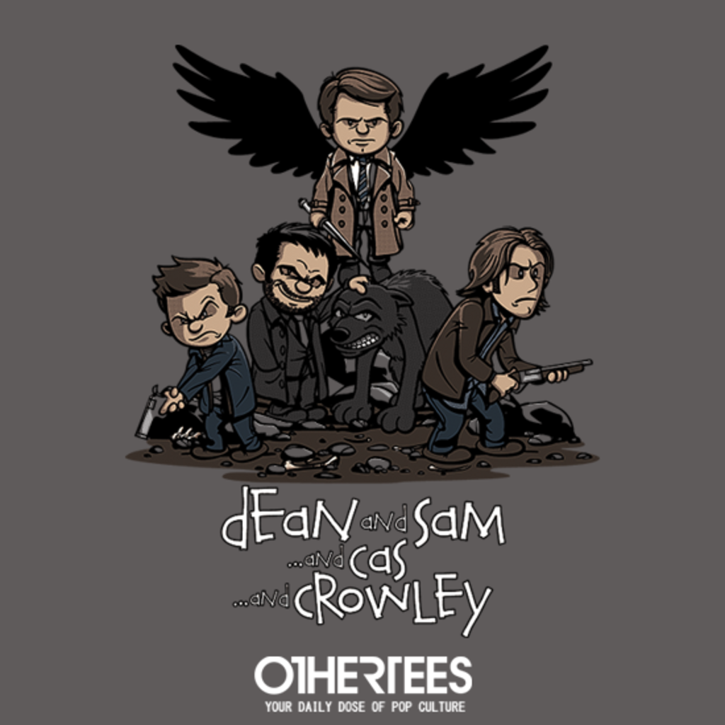 OtherTees: The Motley Crew