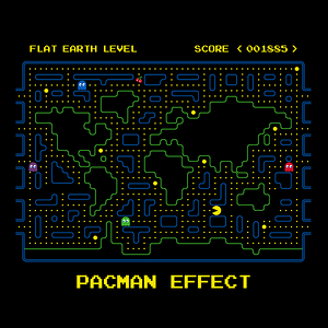 TeeTee: Pacman Effect