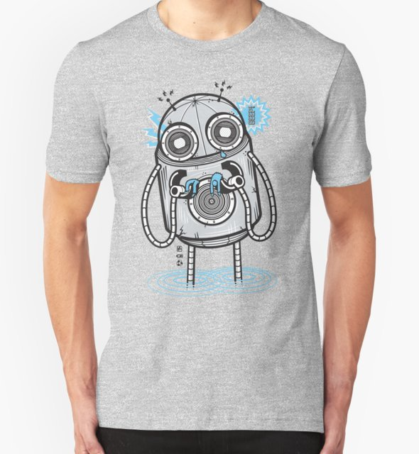 RedBubble: Oh Beep!