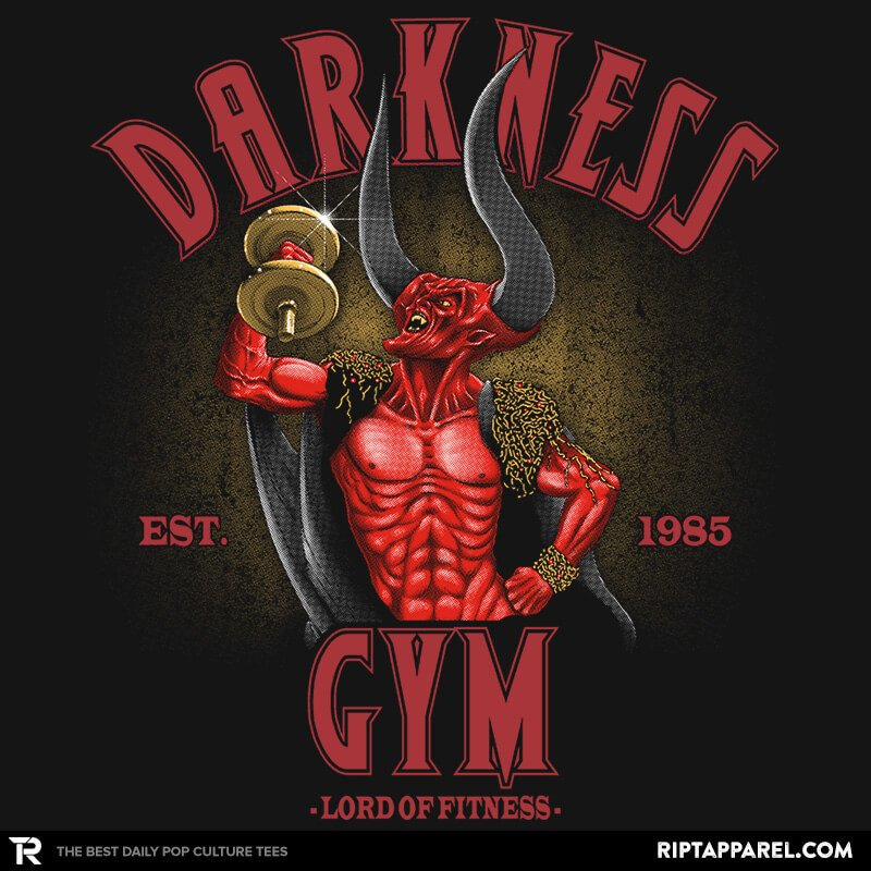 Ript: Darkness Gym