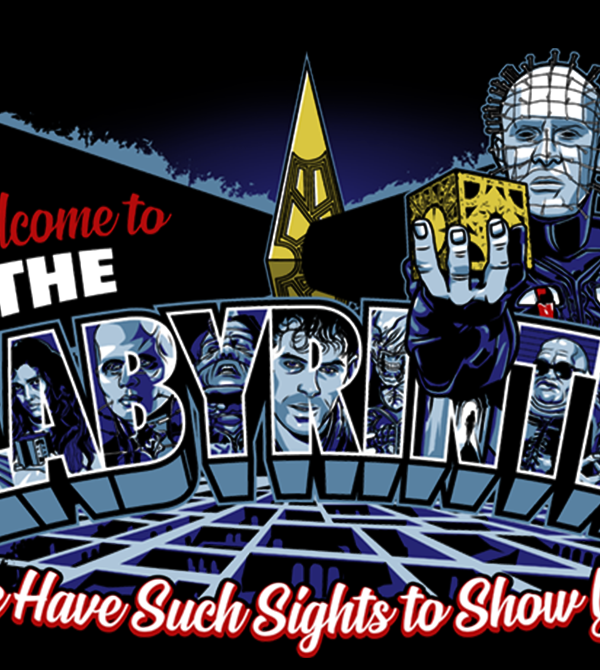 teeVillain: Welcome to the Labyrinth