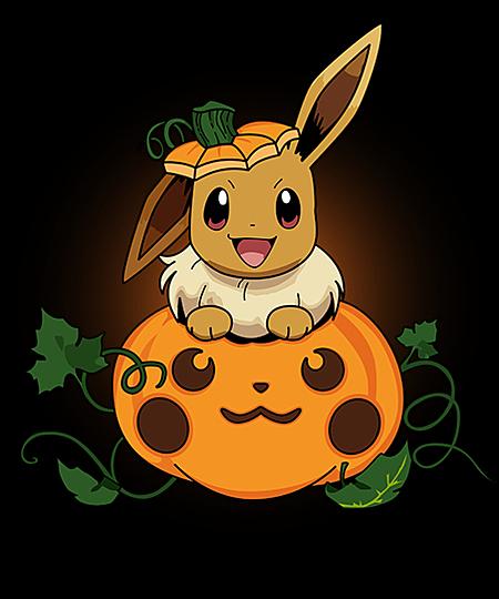 Qwertee: Evolution Halloween