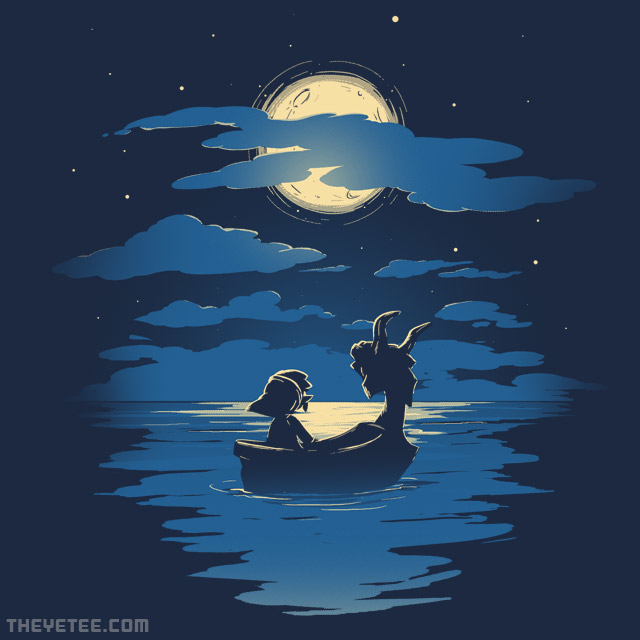 The Yetee: Oceans