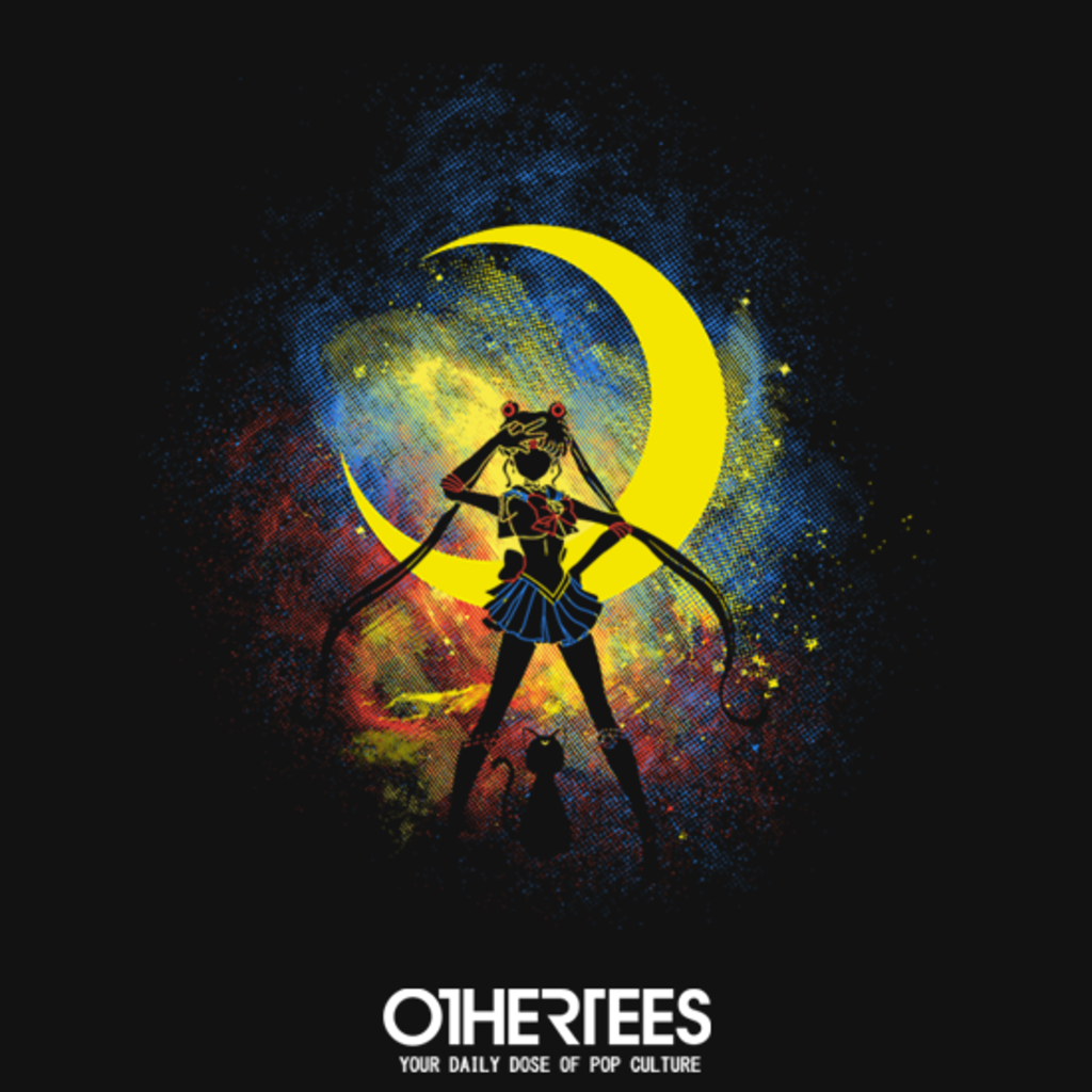 OtherTees: Pretty Guardian