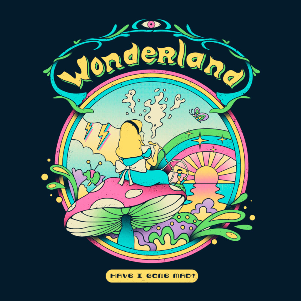 Pampling: Wonderland Day Dream