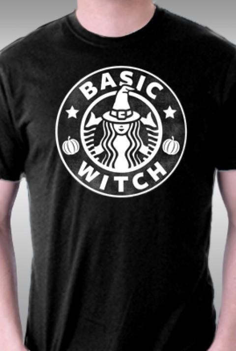 TeeFury: Basic Witch