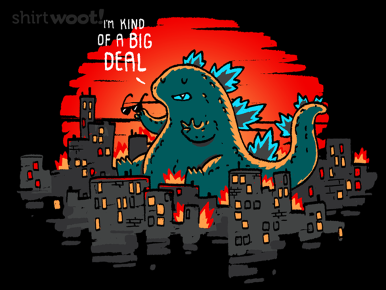 Woot!: I'm Kind of a Big Deal