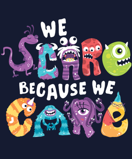 Qwertee: We scare because we care
