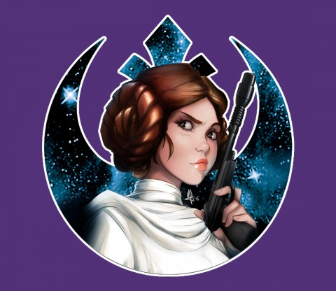 TeeFury: You're My Only Hope