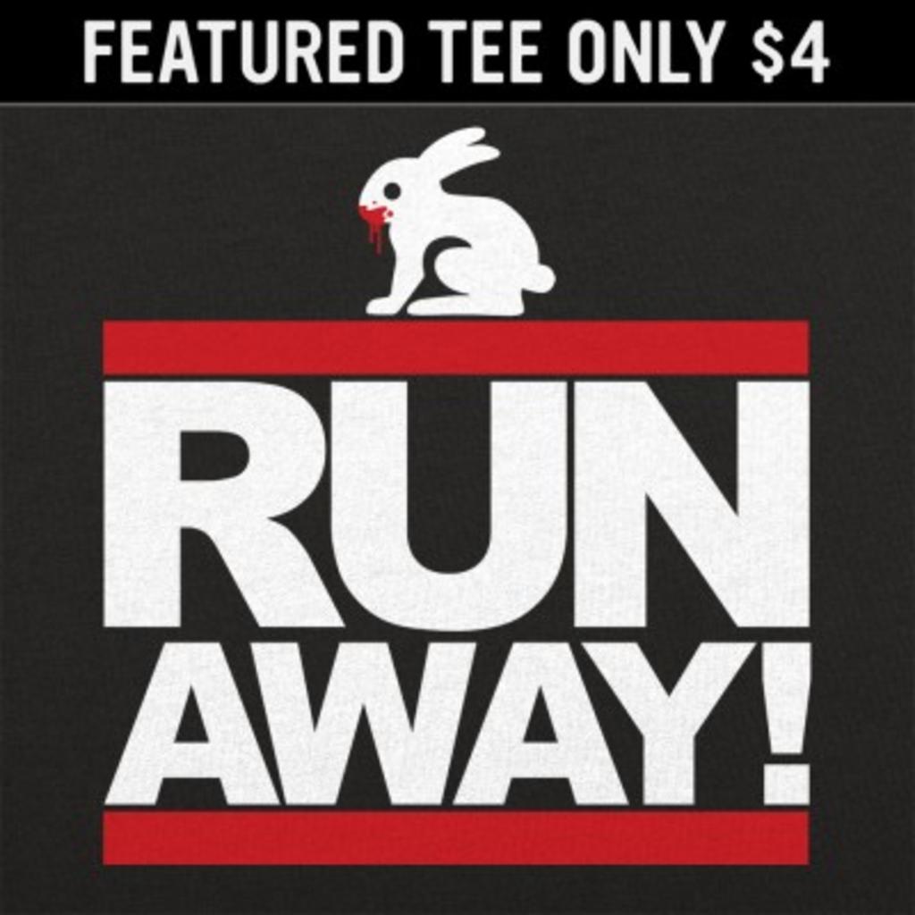 6 Dollar Shirts: Run Away Rabbit