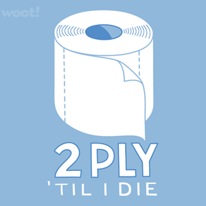 Woot!: 2-Ply
