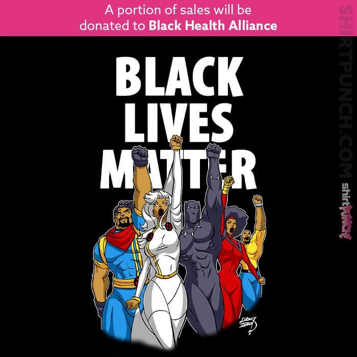 ShirtPunch: Black Lives Matter