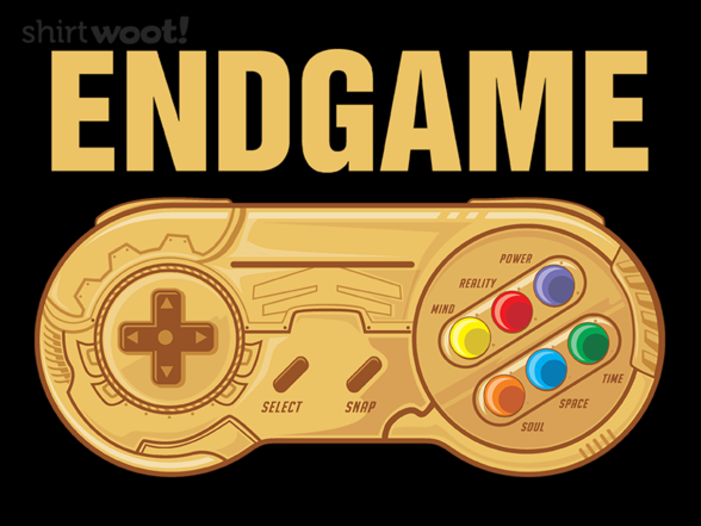 Woot!: The Infinity Controller