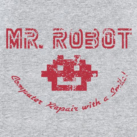 FandomShirts: Mr. Robot Badge