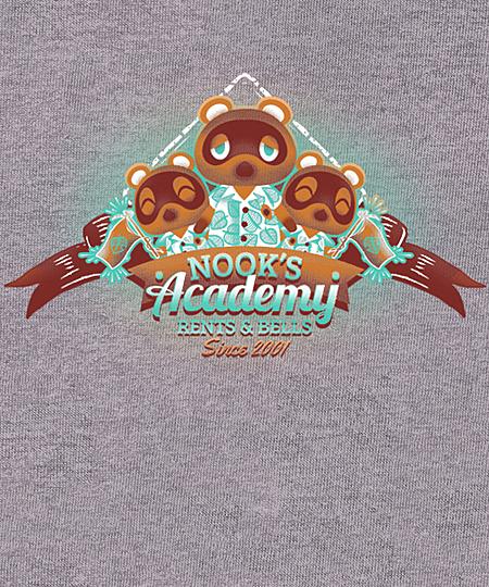 Qwertee: Nook's Academy
