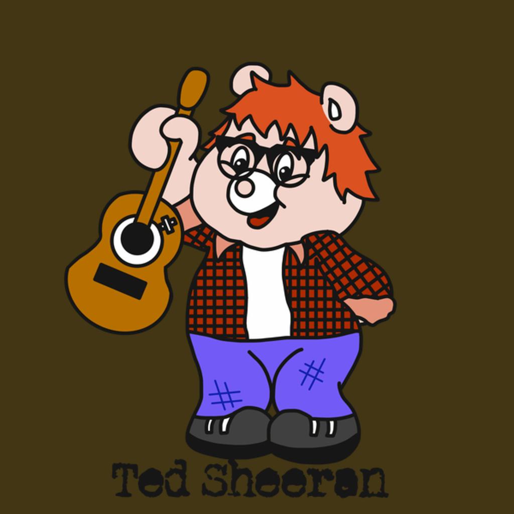 NeatoShop: Ted Sheeran