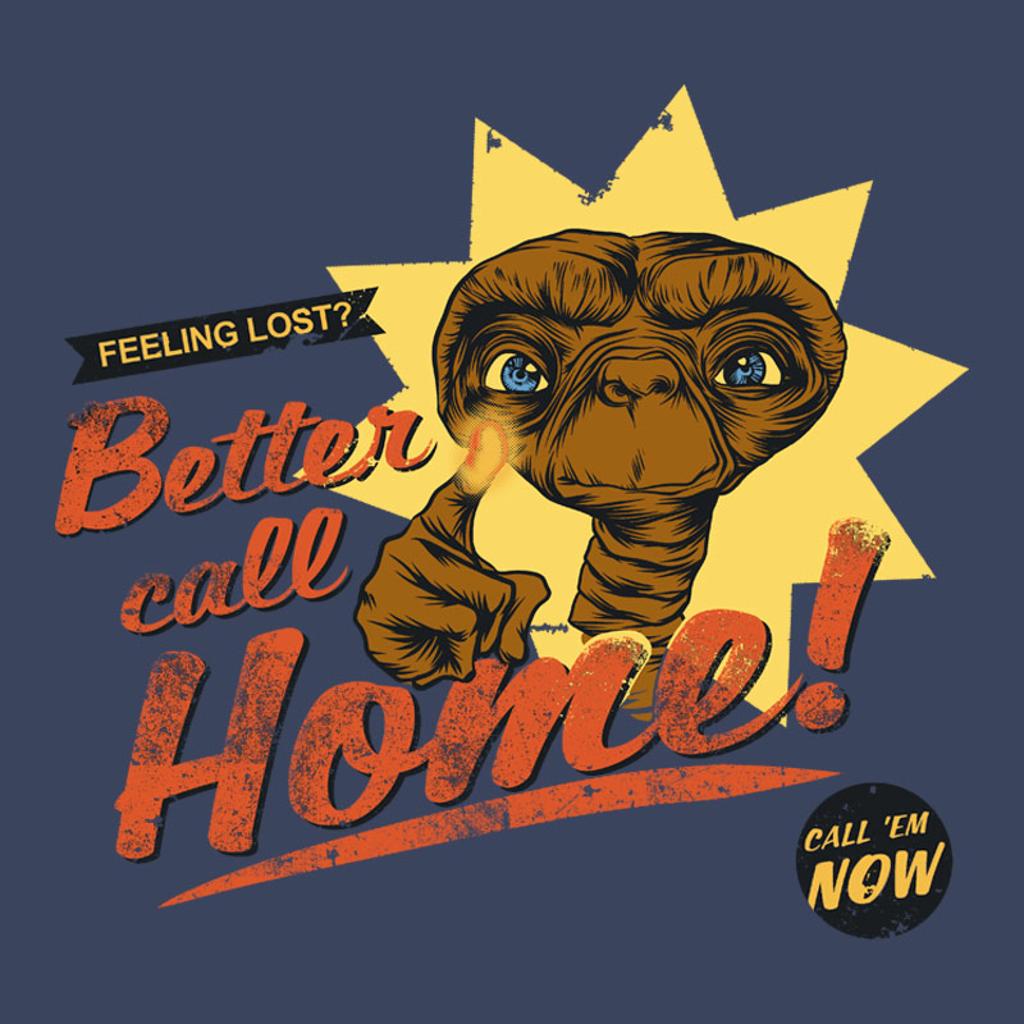 Pampling: Better Call Home