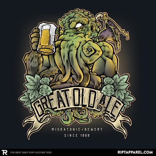 Ript: Miskatonic Brewery