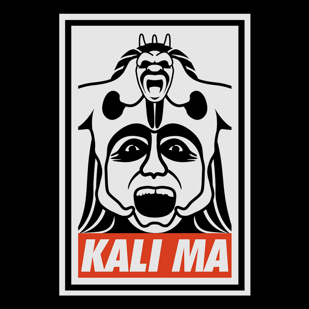 Pop-Up Tee: Kali Ma