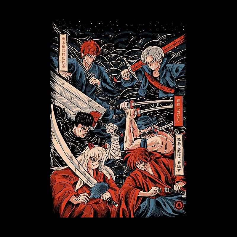 Pampling: Swordsmen