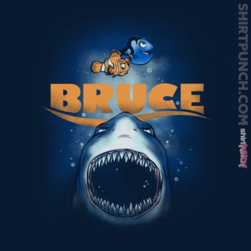 ShirtPunch: Finding Jaws