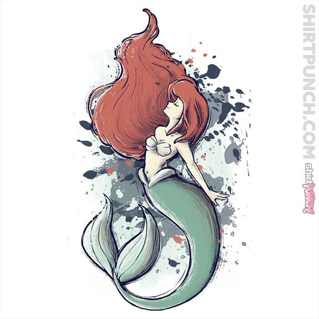 ShirtPunch: The Mermaid
