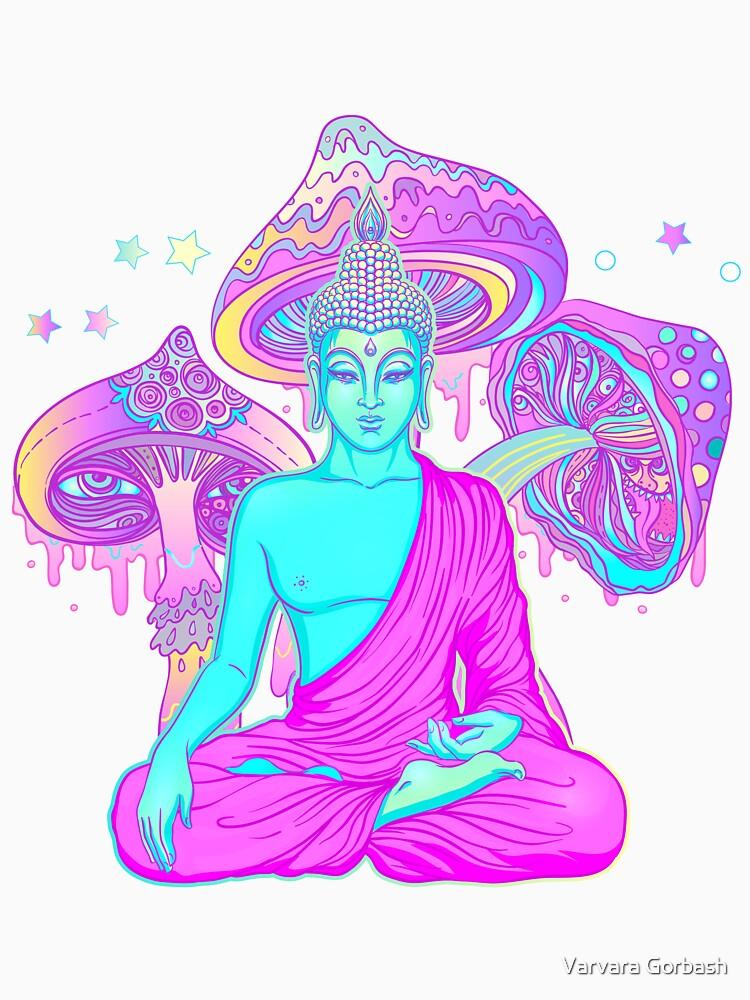 RedBubble: Trippy Buddha
